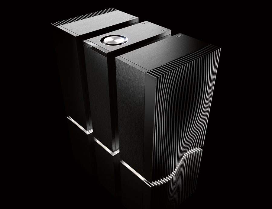 Naim Statement System Top-Angle
