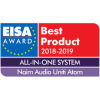 EISA | Uniti Atom | Best Product 2018 - 2019 | All-in-One System