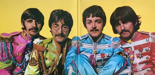 The Beatles – Sgt. Pepper's Lonely Hearts Club Band – Anniversary Edition LP