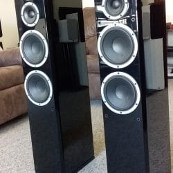 Dynaudio Excite X36 Gloss Black – Usadas