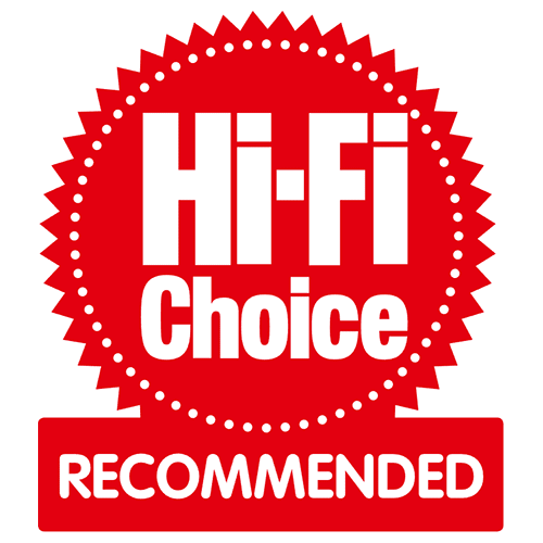 Hi-Fi Choice - Recommended